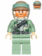 Minifig No: sw0511  Name: Endor Rebel Commando with Beard and Angry Dual Sided Head