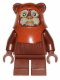 Minifig No: sw0513  Name: Wicket (Ewok) with Tan Face Paint Pattern