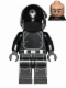 Minifig No: sw0529  Name: Imperial Gunner (Closed Mouth, Silver Imperial Logo)