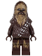 Minifig No: sw0532  Name: Chewbacca (Dark Tan fur)