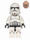 Minifig No: sw0541  Name: Clone Trooper, Printed Legs