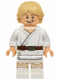 Minifig No: sw0551  Name: Luke Skywalker (Tatooine, White Legs, Detailed Face Print)