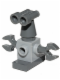 Minifig No: sw0587  Name: Mini Treadwell Droid