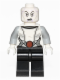Minifig No: sw0615  Name: Asajj Ventress - White Torso