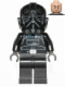 Minifig No: sw0621  Name: Tie Fighter Pilot (Rebels)