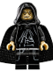 Minifig No: sw0634a  Name: Emperor Palpatine (Spongy Cape)