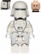 Minifig No: sw0657  Name: First Order Snowtrooper with Kama