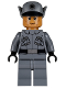 Minifig No: sw0670  Name: First Order Officer (Lieutenant / Captain) - Male