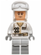 Minifig No: sw0678  Name: Hoth Rebel Trooper White Uniform (Cheek Lines)