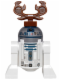 Minifig No: sw0679  Name: Reindeer R2-D2