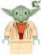 Minifig No: sw0685  Name: Yoda (Clone Wars, White Hair)