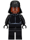 Minifig No: sw0694  Name: First Order Crew Member - Cap with Insignia