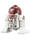 Minifig No: sw0706  Name: R4-P17 - Silver Band around Dome