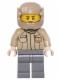 Minifig No: sw0721  Name: Resistance Trooper - Resistance Logo