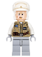 Minifig No: sw0731  Name: Luke Skywalker (Hoth, Face with Scars)