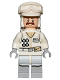 Minifig No: sw0760  Name: Hoth Rebel Trooper White Uniform (Moustache)