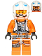 Minifig No: sw0761  Name: Rebel Pilot - Zin Evalon