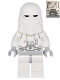 Minifig No: sw0764b  Name: Snowtrooper, Light Bluish Gray Hips, Light Bluish Gray Hands - Backpack Directly Attached to Neck Bracket