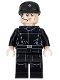 Minifig No: sw0802  Name: Imperial Shuttle Pilot - Light Nougat