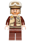 Minifig No: sw0804  Name: Rebel Trooper, Goggles, Dark Tan Helmet, Brown Beard (Corporal Rostok)
