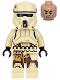 Minifig No: sw0815  Name: Scarif Stormtrooper (Shoretrooper)