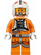 Minifig No: sw0827  Name: Snowspeeder Gunner Will Scotian
