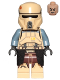 Minifig No: sw0850  Name: Scarif Stormtrooper (Shoretrooper) (Squad Leader)