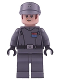 Minifig No: sw0877  Name: Imperial Officer (Major / Colonel / Commodore)