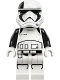 Minifig No: sw0886  Name: First Order Stormtrooper Executioner