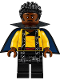 Minifig No: sw0923  Name: Lando Calrissian, Young (Short Cape with Collar)