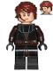 Minifig No: sw0939  Name: Anakin Skywalker (Black Legs, Headset)