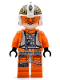 Minifig No: sw0944  Name: Biggs Darklighter (Dual Molded Helmet)