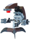 Minifig No: sw0967  Name: Droideka - Destroyer Droid (Black Claws)