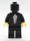 Minifig No: sw0985  Name: Black VIP
