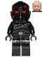 Minifig No: sw0987  Name: Inferno Squad Agent (Frown, Sunken Eyes)