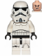 Minifig No: sw0997  Name: Stormtrooper (Dual Molded Helmet)