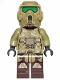 Minifig No: sw1002  Name: Kashyyyk Clone Trooper (41st Elite Corps)