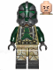 Minifig No: sw1003  Name: Clone Commander Gree (Black Lines on Legs)