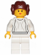 Minifig No: sw1022  Name: Princess Leia (20th Anniversary Torso)