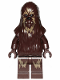 Minifig No: sw1028  Name: Wookiee Warrior, Printed Legs
