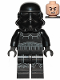 Minifig No: sw1031  Name: Shadow Trooper (Dual Molded Helmet, Printed Legs)