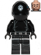 Minifig No: sw1045  Name: Imperial Gunner (Closed Mouth, White Imperial Logo)