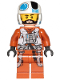 Minifig No: sw1047  Name: Temmin 'Snap' Wexley - Medium Dark Flesh Lines Under Eyes and Chin
