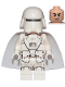 Minifig No: sw1053  Name: First Order Snowtrooper with Cape