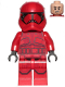 Minifig No: sw1065  Name: Sith Trooper (75256)