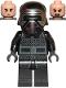 Minifig No: sw1072  Name: Supreme Leader Kylo Ren