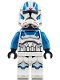 Minifig No: sw1093  Name: 501st Legion Jet Trooper