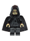Minifig No: sw1107  Name: Emperor Palpatine (Hood Basic)