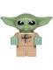 Minifig No: sw1113  Name: Grogu / The Child / Baby Yoda