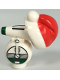 Minifig No: sw1118  Name: D-O with Santa Hat
